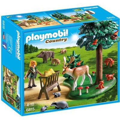 Playmobil Woodland Grove 6815