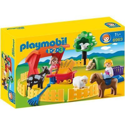 Playmobil Petting Zoo 6963