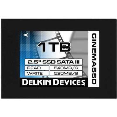 Delkin Cinema DDSSDCN-1TB 1TB