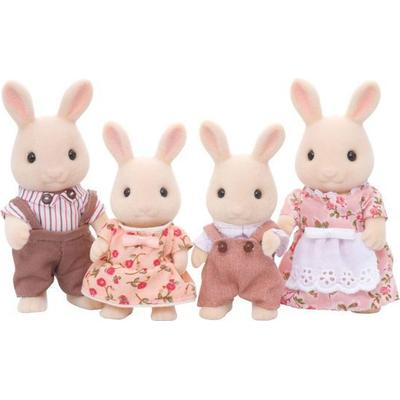 Sylvanian Families Family Breakfast Rabbit