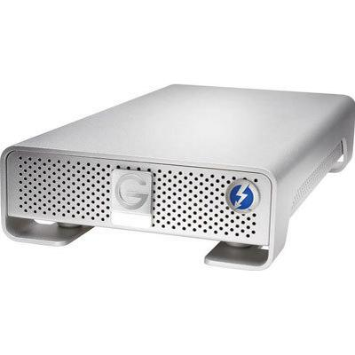 G-Technology G-Drive Thunderbolt 6TB USB 3.0