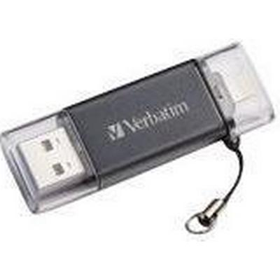 Verbatim iStore 'n' Go Dual 64GB USB 3.0