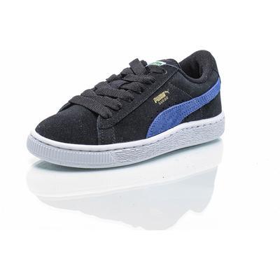 Puma Suede Jr Blue/Black