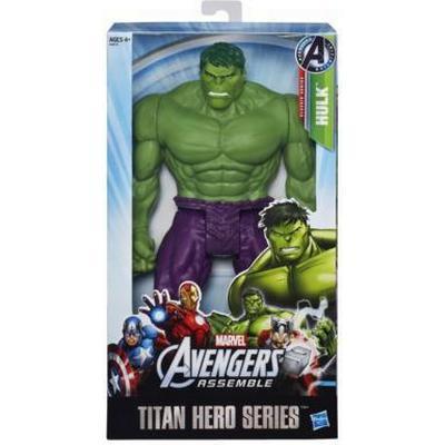 Hasbro Marvel Avengers Titan Hero Series Hulk Figure