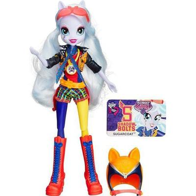 Hasbro My Little Pony Equestria Girls sugarcoat Sporty Style Motocross Doll