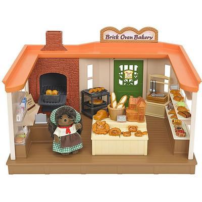 Sylvanian Families Stone Oven Bakery 5237