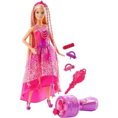 Barbie Endless Hair Kingdom Snap 'n Style Princess
