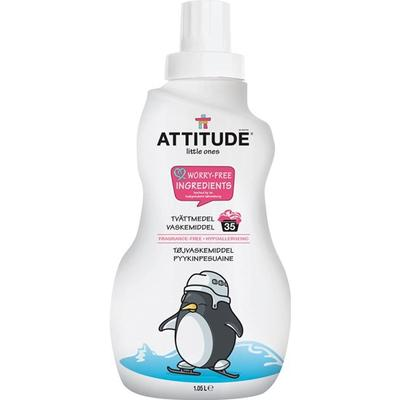 Attitude Fragrance Free Baby Laundry Detergent 1.05L