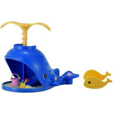 Sylvanian Families Splash & Play Whale