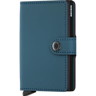 Secrid Mini Wallet - Matte Petrol