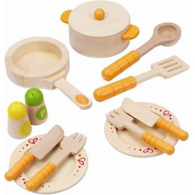 HapeToys Gourmet Kitchen Starter Set