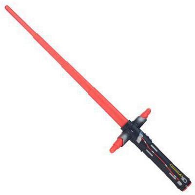 Hasbro Star Wars The Force Awakens Kylo Ren Extendable Lightsaber B3691
