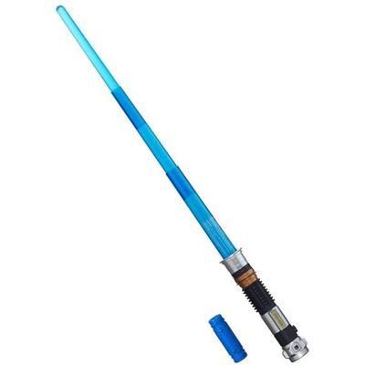 Hasbro Star Wars Revenge of The Sith Obi Wan Kenobi Electronic Lightsaber B2920