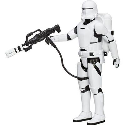 "Hasbro Star Wars The Force Awakens 12"" First Order Flametrooper B3916"