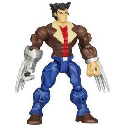 Hasbro Marvel Super Hero Mashers Wolverine Figure B0692