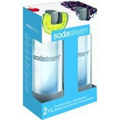 SodaStream PET-flaska 2x1L