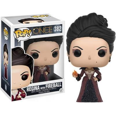 Funko Pop! TV Once Upon a Time Regina with Fireball