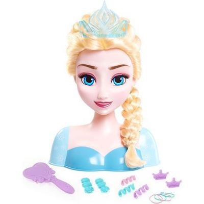 Just Play Elsa Styling Head