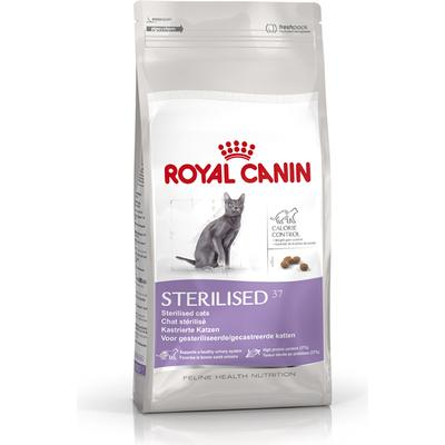royal canin sterilised 37 4kg sammenlign priser hos pricerunner. Black Bedroom Furniture Sets. Home Design Ideas