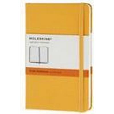 Moleskine Classic Notebook, Pocket, Ruled, Orange Yellow, Hard Cover (3.5 X 5.5) (Övrigt format, 2013)