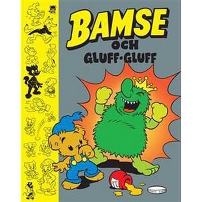 Bamse och Gluff-Gluff (E-bok, 2014)