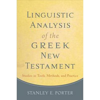 Linguistic Analysis of the Greek New Testament (Pocket, 2015)