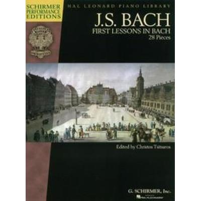 J. S. Bach First Lessons in Bach (Pocket, 2014)
