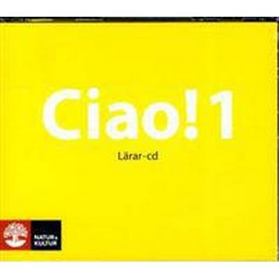 Ciao 1 Lärar-cd (Övrigt format, 2011)
