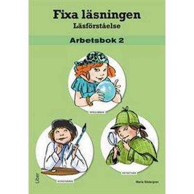 Fixa läsningen Läsförståelse Arbetsbok 2, 5-pack (Häftad, 2014)