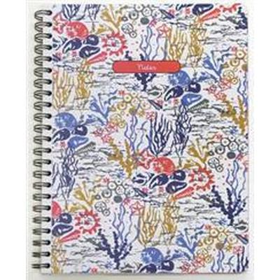 Seasalt: Life by the Sea Large Wire-O-Bound Notebook (Inbunden, 2016)