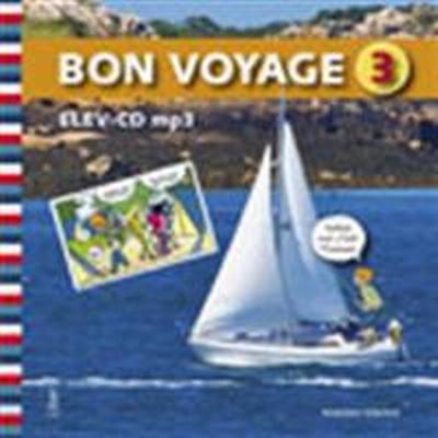 Bon Voyage 3 Elev-cd (Ljudbok CD, 2011)