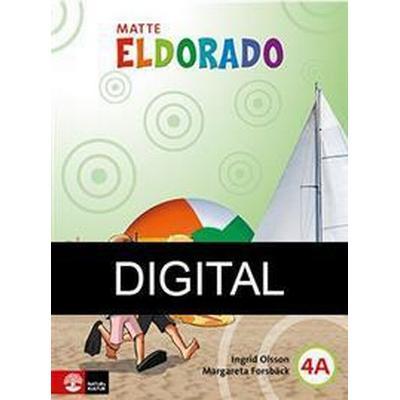 Eldorado, matte åk 4 4A Grundbok Digital (Övrigt format, 2014)