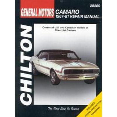 Chevrolet Camaro, 1967-81 (Häftad, 1997)