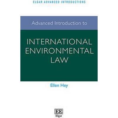 Advanced Introduction to International Environmental Law (Pocket, 2016)
