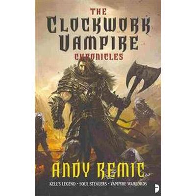 The Clockwork Vampire Chronicles (Häftad, 2012)