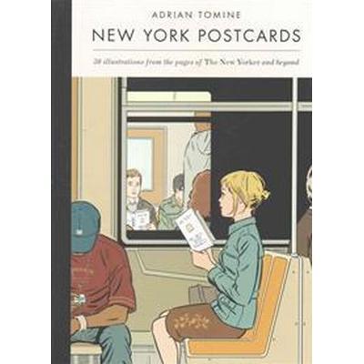 New York Postcards (Övrigt format, 2014)