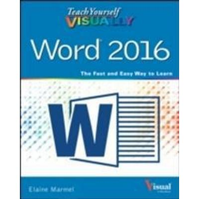 Teach Yourself Visually Word 2016 (Häftad, 2015)