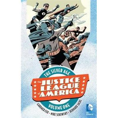 Justice League of America the Silver Age 1 (Pocket, 2016)