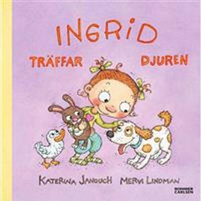 Ingrid träffar djuren (E-bok, 2015)