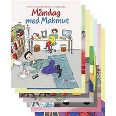 Småböcker Veckodagarna mån-sön (7 böcker) (Häftad, 2014)