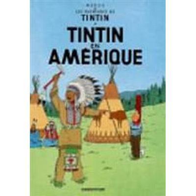 Tintin En Amerque (Inbunden, 2006)