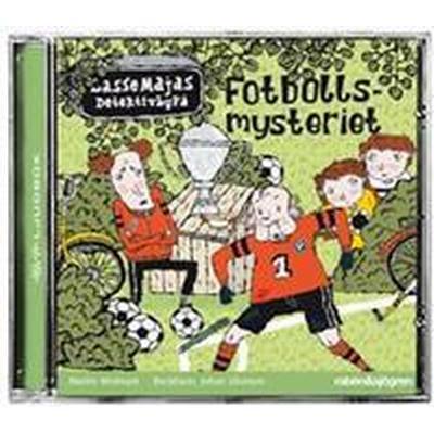 Fotbollsmysteriet (Ljudbok nedladdning, 2014)