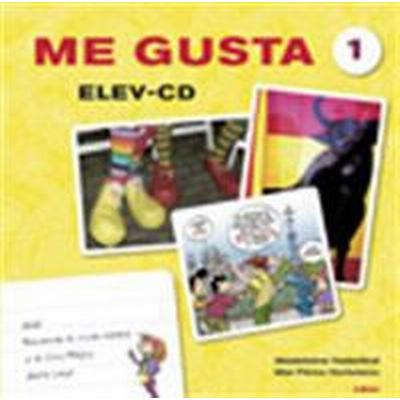 Me gusta 1 Elev-cd (Övrigt format, 2008)