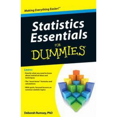 Statistics Essentials for Dummies (Häftad, 2010)