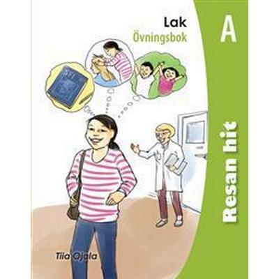 Resan hit - Lak Övningsbok A (5-pack) (Häftad, 2014)