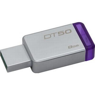 Kingston DataTraveler 50 8GB USB 3.0
