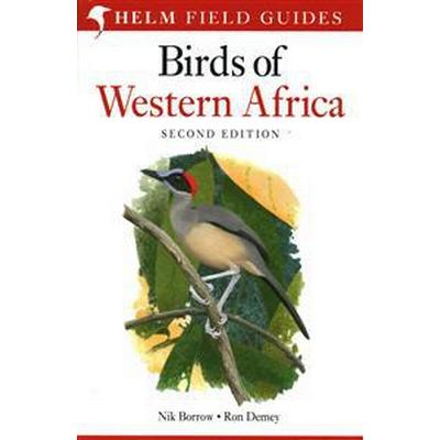 Birds of Western Africa (Häftad, 2014)