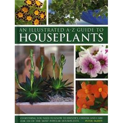 An Illustrated A-Z Guide to Houseplants (Inbunden, 2013)