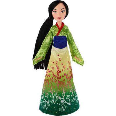 Hasbro Disney Princess Royal Shimmer Mulan B5827