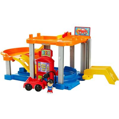 Fisher Price Rollin Ramps Garage